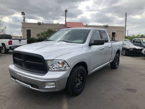 2011 RAM Ram Pickup 1500 for sale at Saipan Auto Sales in Houston TX