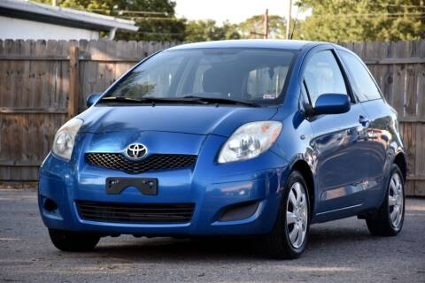 2009 Toyota Yaris for sale at Wheel Deal Auto Sales LLC in Norfolk VA