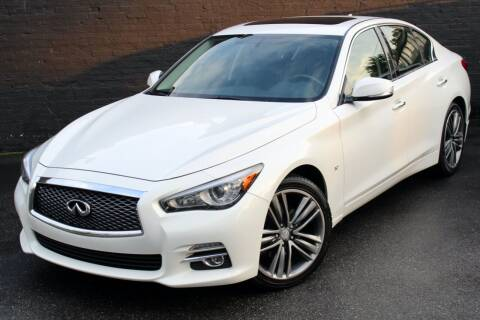 2015 Infiniti Q50 for sale at Kings Point Auto in Great Neck NY