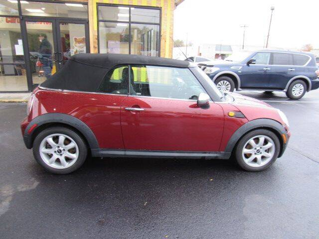 2010 MINI Cooper for sale at Cardinal Motors in Fairfield OH