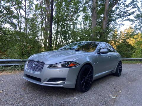 2013 Jaguar XF for sale at Maharaja Motors in Seattle WA