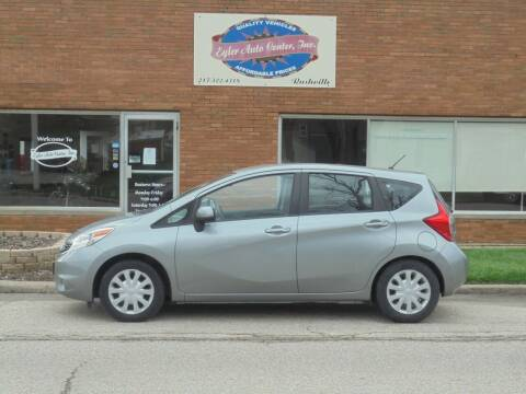 2014 Nissan Versa Note for sale at Eyler Auto Center Inc. in Rushville IL