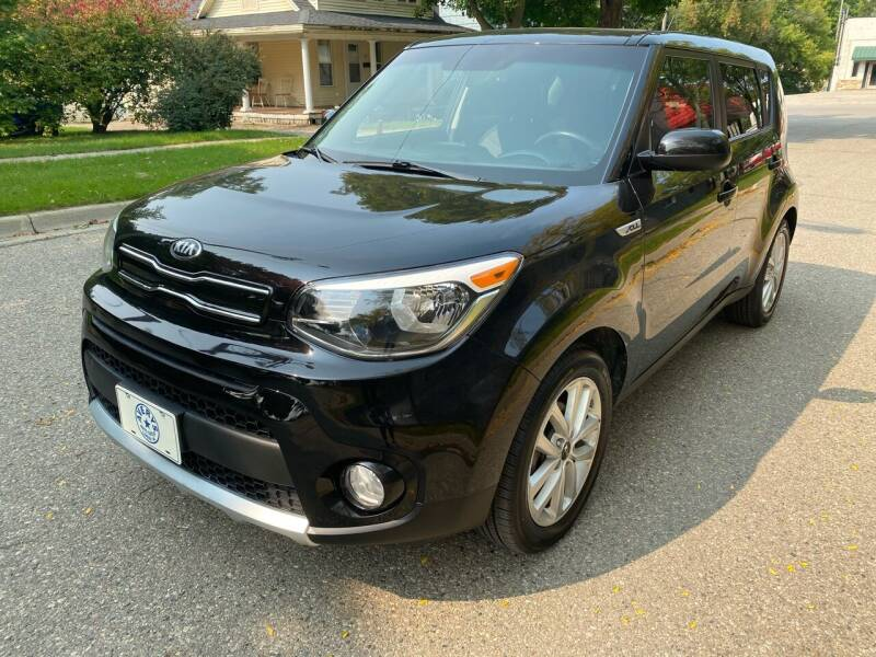 2017 Kia Soul for sale at Averys Auto Group in Lapeer MI