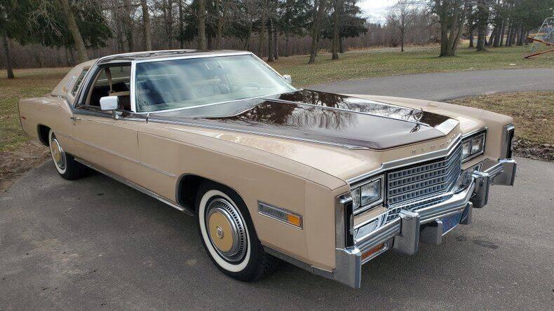 1978 Cadillac Eldorado for sale in Stanley, WI
