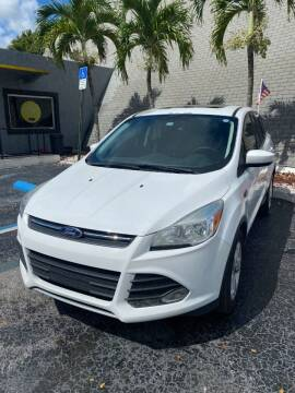 2016 Ford Escape for sale at YOUR BEST DRIVE in Oakland Park FL