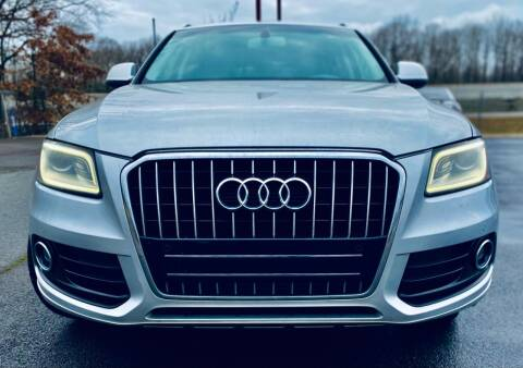 2013 Audi Q5 for sale at Access Auto in Cabot AR