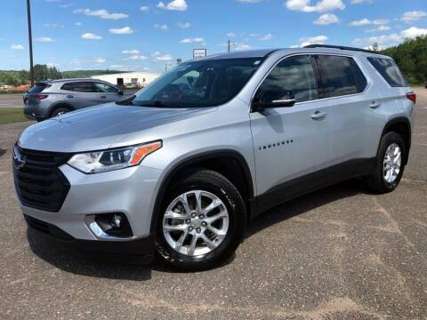 2019 Chevrolet Traverse for sale at STATELINE CHEVROLET BUICK GMC in Iron River MI