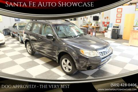 2011 Subaru Forester for sale at Santa Fe Auto Showcase in Santa Fe NM