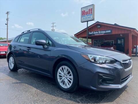2017 Subaru Impreza for sale at HUFF AUTO GROUP in Jackson MI