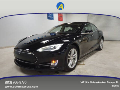 2014 Tesla Model S for sale at Automaxx in Tampa FL