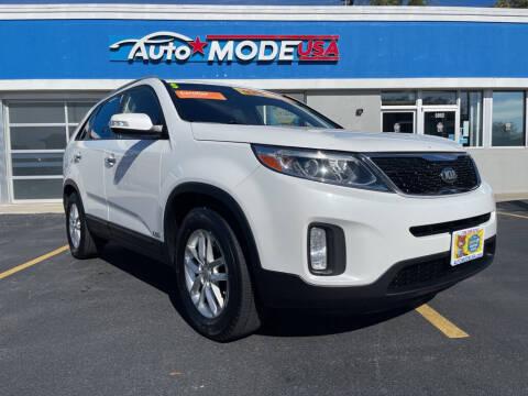 2014 Kia Sorento for sale at AUTO MODE USA in Burbank IL