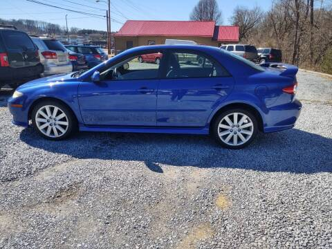 2003 Mazda MAZDA6 for sale at Magic Ride Auto Sales in Elizabethton TN