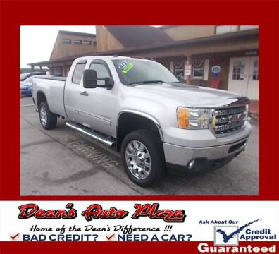 2013 GMC Sierra 2500HD for sale at Dean's Auto Plaza in Hanover PA