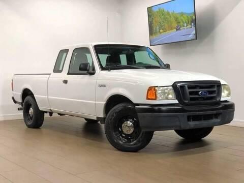 2005 Ford Ranger for sale at Texas Prime Motors in Houston TX
