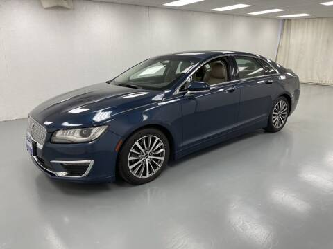 2017 Lincoln MKZ for sale at Kerns Ford Lincoln in Celina OH