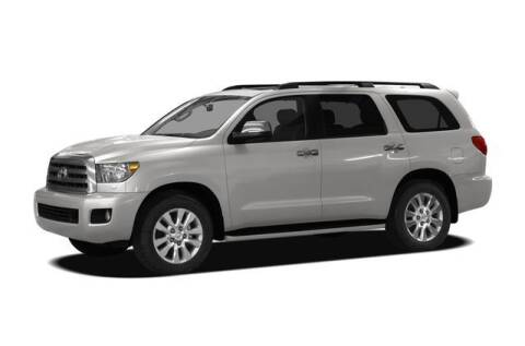 2008 Toyota Sequoia for sale at Clear Auto Sales in Dartmouth MA
