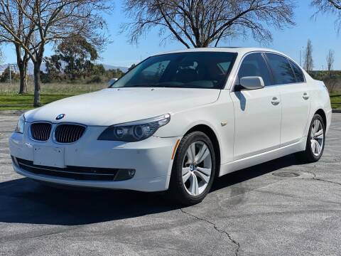 2009 BMW 5 Series for sale at Silmi Auto Sales in Newark CA