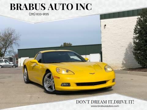 2006 Chevrolet Corvette for sale at Car Time in Philadelphia PA