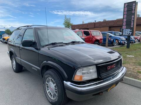 2000 GMC Jimmy for sale at Freedom Auto Sales in Anchorage AK