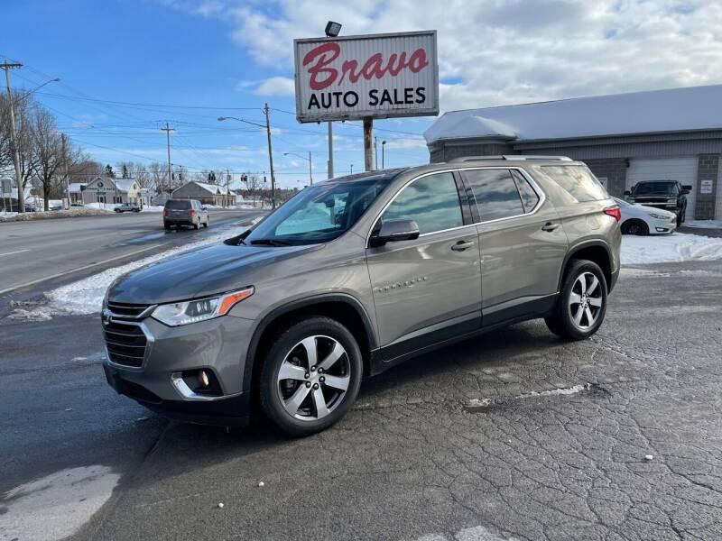 2018 Chevrolet Traverse for sale at Bravo Auto Sales in Whitesboro NY