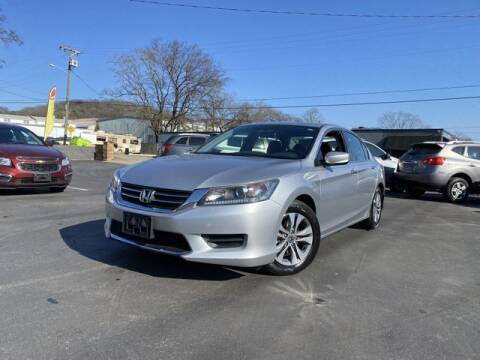 2015 Honda Accord for sale at Auto Credit Group in Nashville TN