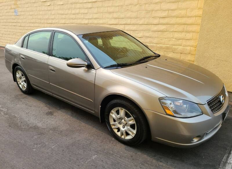 2006 Nissan Altima for sale at Cars To Go in Sacramento CA