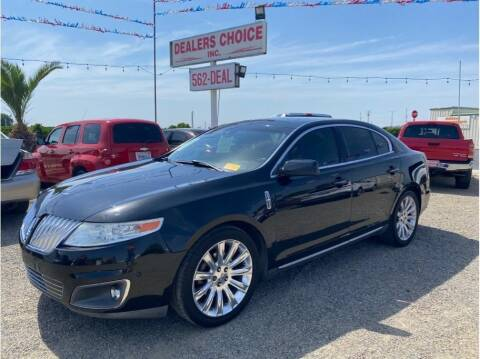 2010 Lincoln MKS for sale at Dealers Choice Inc in Farmersville CA