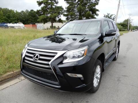 2017 Lexus GX 460 for sale at United Traders Inc. in North Little Rock AR