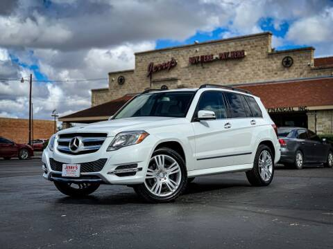 2015 Mercedes-Benz GLK for sale at Jerrys Auto Sales in San Benito TX