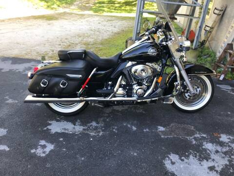 2008 Harley-Davidson Road King Classic FLHRC for sale at Kent Road Motorsports in Cornwall Bridge CT