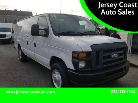 2014 Ford E-Series Cargo for sale at Jersey Coast Auto Sales in Long Branch NJ