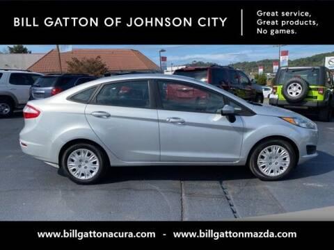 2014 Ford Fiesta for sale at Bill Gatton Used Cars - BILL GATTON ACURA MAZDA in Johnson City TN