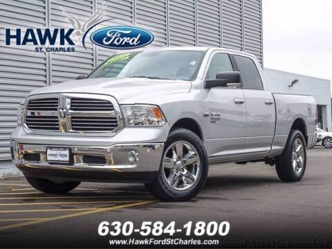 2019 RAM Ram Pickup 1500 Classic for sale at Hawk Ford of St. Charles in St Charles IL