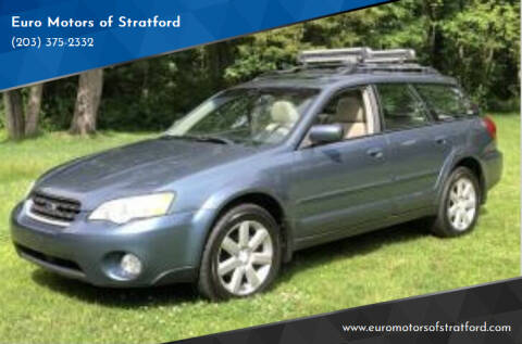 2006 Subaru Outback for sale at Euro Motors of Stratford in Stratford CT