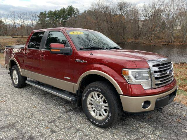 2013 Ford F-150 for sale at Matrix Autoworks in Nashua NH