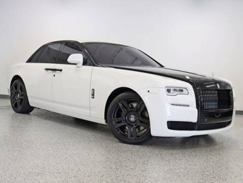 2017 Rolls-Royce Ghost for sale at PLATINUM MOTORSPORTS INC. in Hickory Hills IL