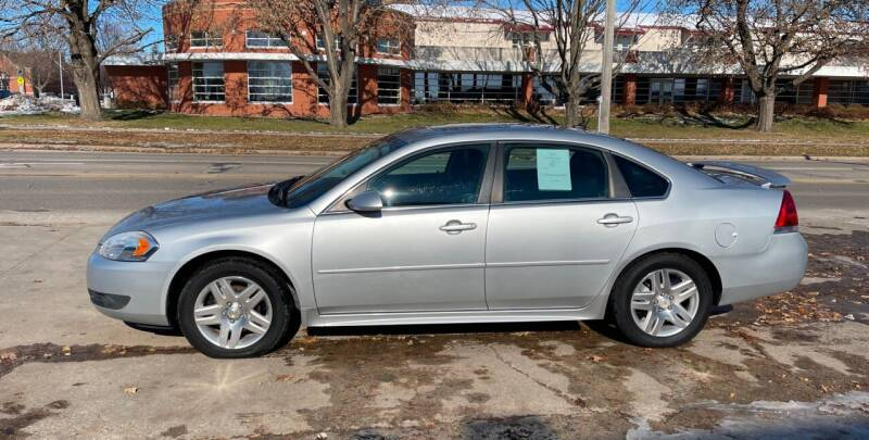 2011 Chevrolet Impala for sale at Mulder Auto Tire and Lube in Orange City IA