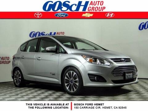 2017 Ford C-MAX Energi for sale at BILLY D SELLS CARS! in Temecula CA