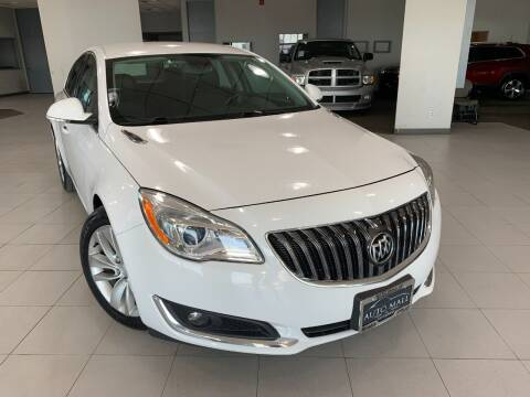 2016 Buick Regal for sale at Auto Mall of Springfield in Springfield IL