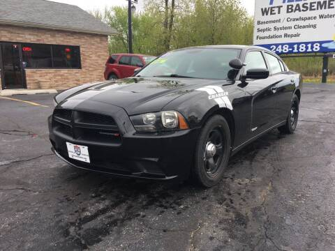 2013 Dodge Charger for sale at US 30 Motors in Merrillville IN