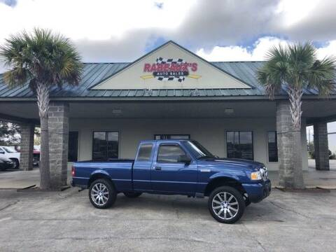 2009 Ford Ranger for sale at Rabeaux's Auto Sales in Lafayette LA