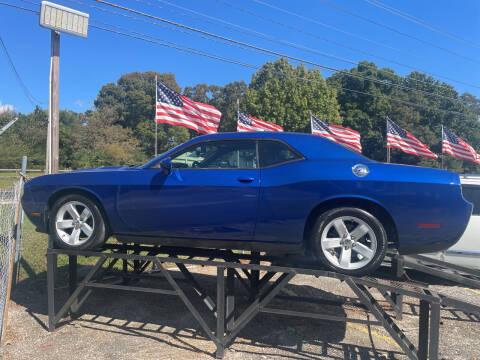 2012 Dodge Challenger for sale at Certified Motors LLC in Mableton GA