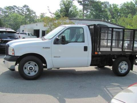 2007 Ford F-350 Super Duty for sale at Pure 1 Auto in New Bern NC