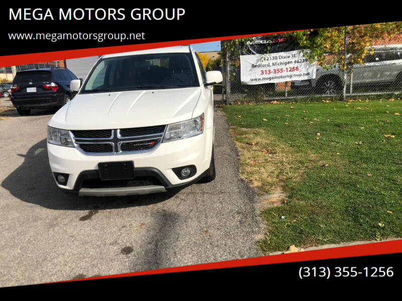 2013 Dodge Journey for sale at MEGA MOTORS GROUP in Redford MI