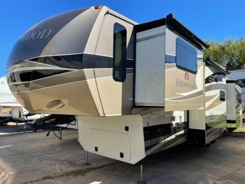 2013 Crossroads Redwood 36FL for sale at Buy Here Pay Here RV in Burleson TX