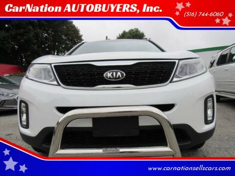 2014 Kia Sorento for sale at CarNation AUTOBUYERS, Inc. in Rockville Centre NY