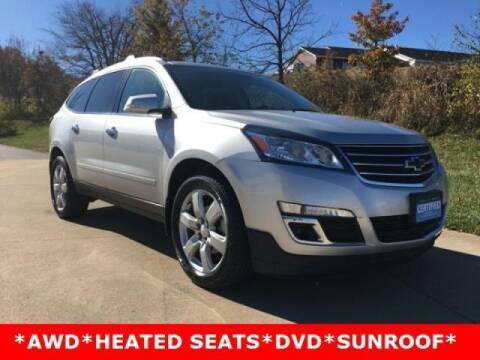 2017 Chevrolet Traverse for sale at MODERN AUTO CO in Washington MO