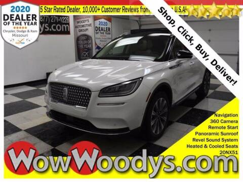 2020 Lincoln Corsair for sale at WOODY'S AUTOMOTIVE GROUP in Chillicothe MO