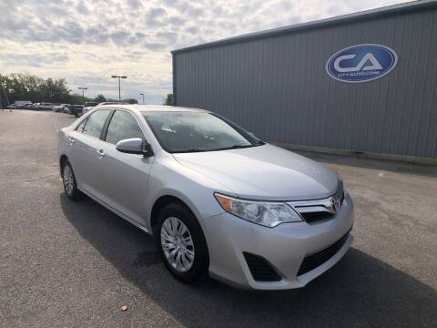 2014 Toyota Camry for sale at ADKINS CITY AUTO in Murfreesboro TN