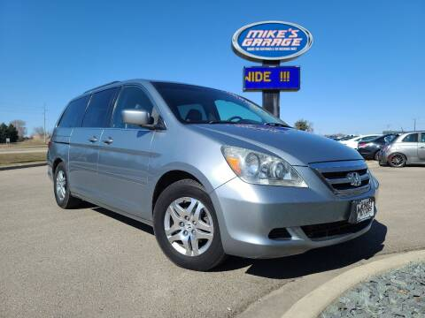 2007 Honda Odyssey for sale at Monkey Motors in Faribault MN